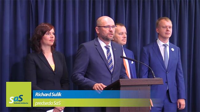 Voľba ústavných sudcov - Richard Sulík