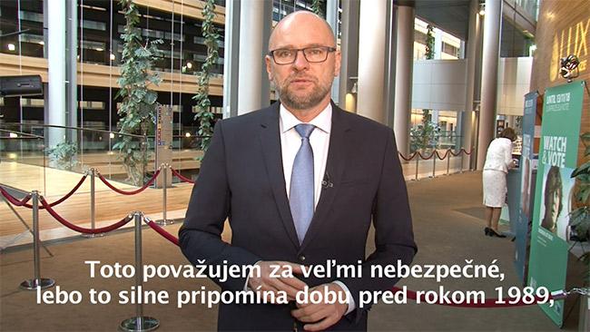 Organizátori protestov Za slušné Slovensko