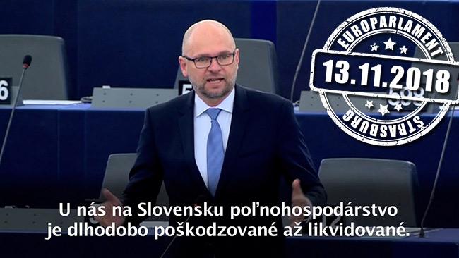 Viacročný rozpočet EÚ 2021 - 2027 | Richard Sulík