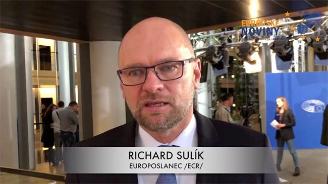 Rozpočet Európskej únie - Richard Sulík