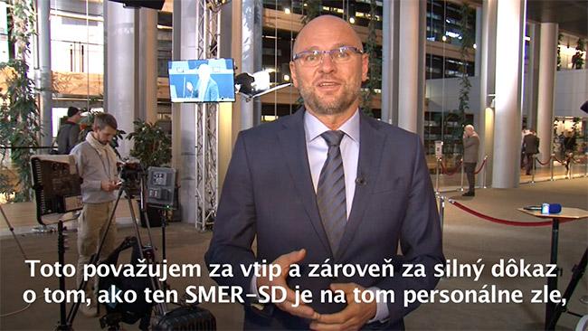Maroš Šefčovič, kandidát na prezidenta - Richard Sulík
