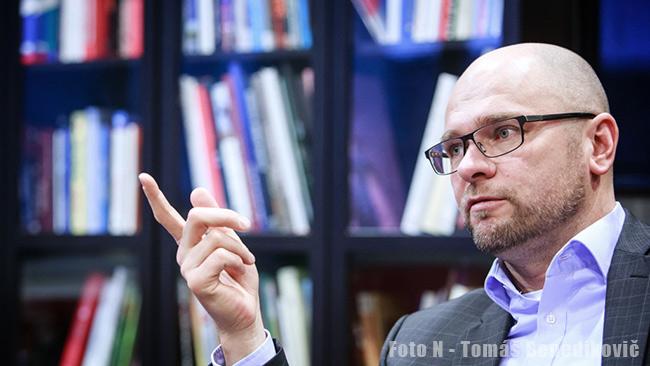 Andrej Danko navrhuje zníženie sadzby dane