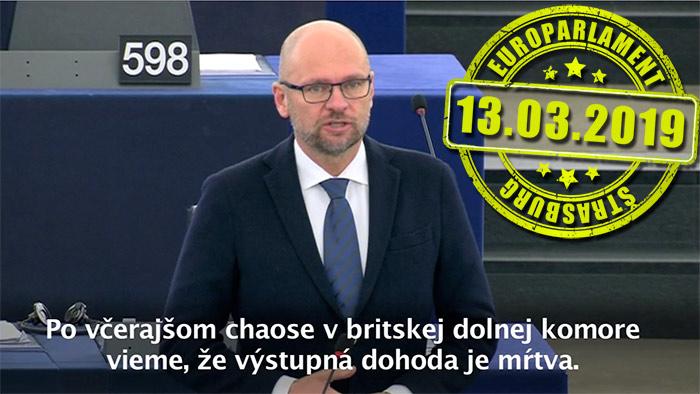 Brexit, Európska únia - Richard Sulík