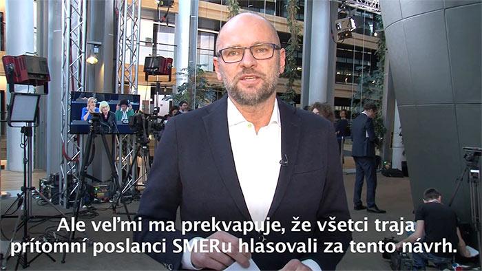 Európsky fond pre azyl amigráciu - Richard Sulík