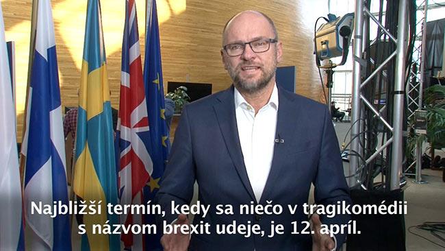 Tvrdý brexit a Európska únia - Richard Sulík