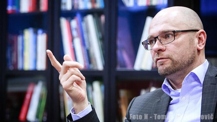 Eurovoľby 2019 Richard Sulík - výsledok SaS