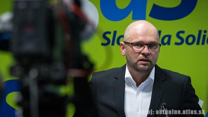 Richard Sulík - Branislav Gröhling